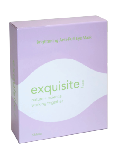 exquisite eye mask