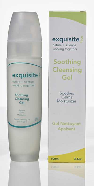 Exquisite Soothing Cleansing Gel