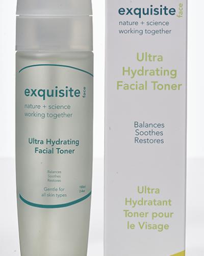 Exquisite Ultra Hydrating Facial Toner